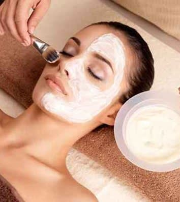 Women receiving facial in Fort Collins -Facial Treatments and Skin Care Services.